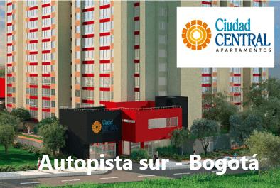 Ciudad Central Apartamentos - Autopista Sur Bogotá