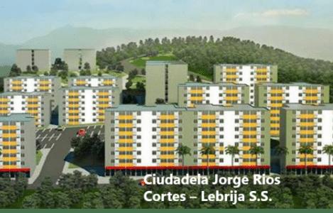 Ciudadela Jorge Ríos Cortes Lebrija Santander